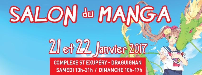 Salon du Manga Draguignan