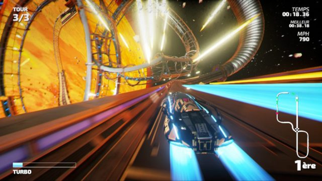 Fast RMX - Course avec phases