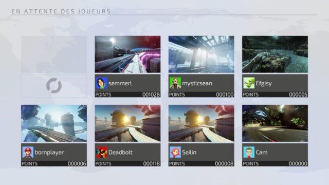 Fast RMX - Multijoueur online