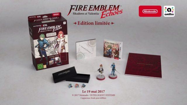 Fire Emblem Echoes : Shadow of Valentia - Edition Limitée