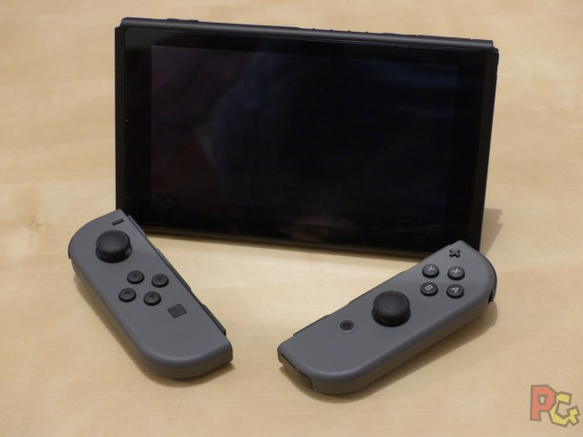 Unboxing Switch - Mode sur table