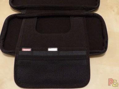 Unboxing Switch - housse / accessoires