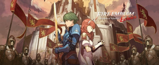 Fire Emblem Echoes : Shadow of Valentia
