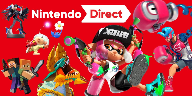 Nintendo Direct 12/04/2017