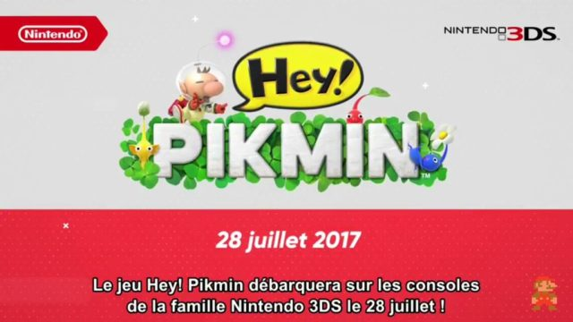 Nintendo Direct - Hey! Pikmin
