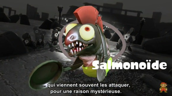 Nintendo Direct - Splatoon 2 Salmonoides