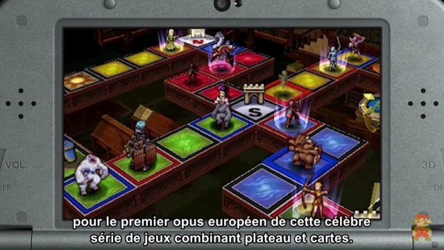 Nintendo Direct - Culdcept Revolt