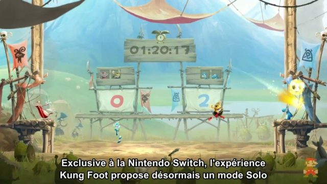 Nintendo Direct - Rayman Legends