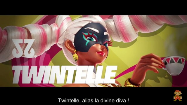 ARMS - Combattant Twintelle