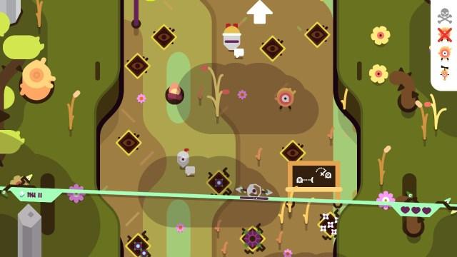 TumbleSeed - camp attaque