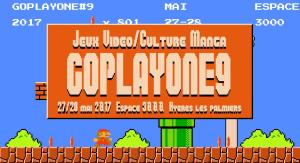 Bannière GPO9 Mario