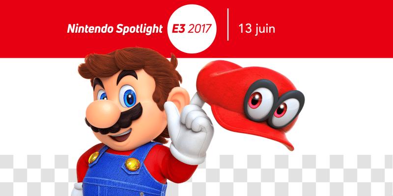 E3 2017 Nintendo Spotlight
