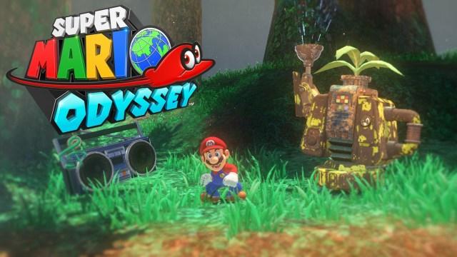 Impressions Super Mario Odyssey