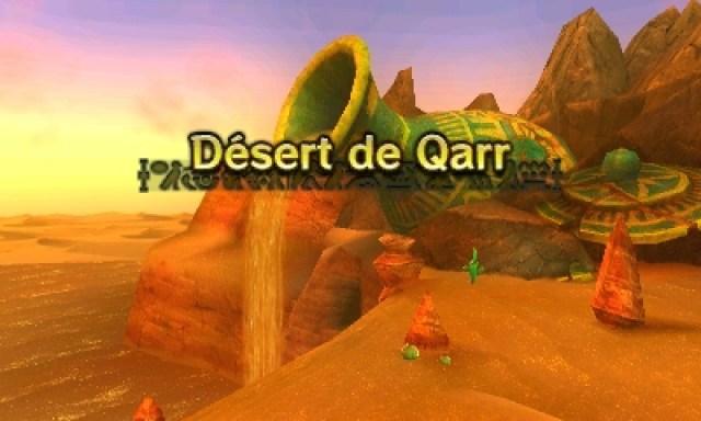 Ever Oasis - Desert de Quarr