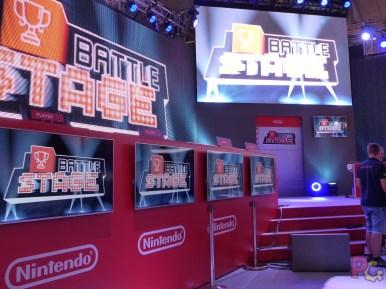 GC2017 Nintendo - Battle stage