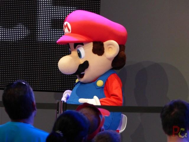 GC2017 Nintendo - Mario