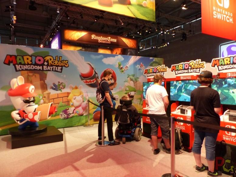 GC2017 Nintendo - Mario x Lapins Crétins