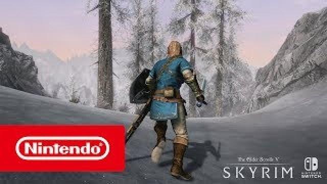 Skyrim Switch