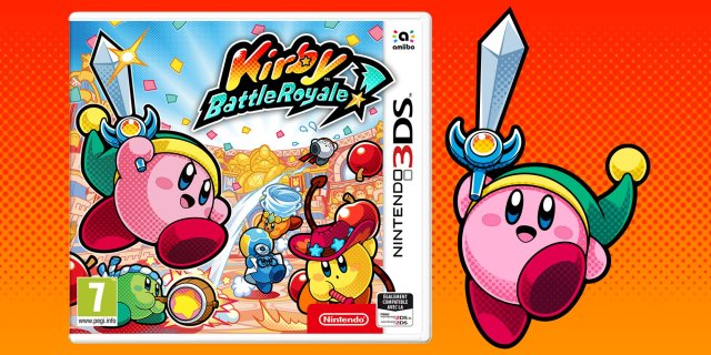 Kirby Battle Royale