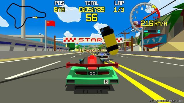 Racing Apex - Car Flip