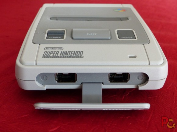 Mini SNES branchement