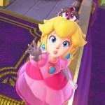 Super Mario Odyssey - Peach enlevée