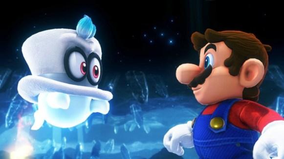 Super Mario Odyssey - pays des sables 5