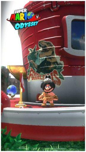 Super Mario Odyssey - pays des chutes 12