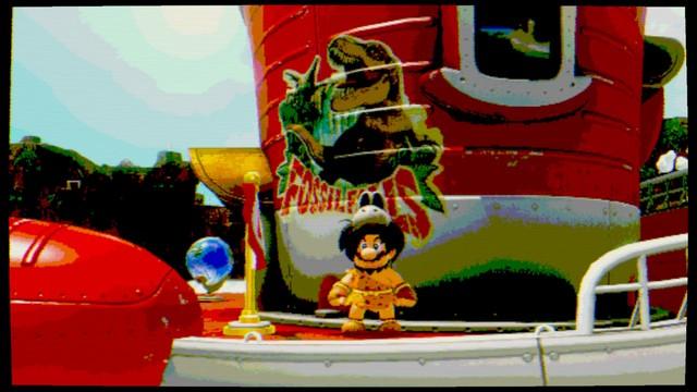 Super Mario Odyssey - pays des chutes 7