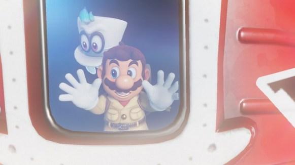 Super Mario Odyssey - pays de la foret 6