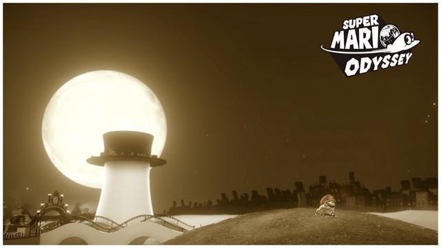 Super Mario Odyssey - pays des chapeaux 1