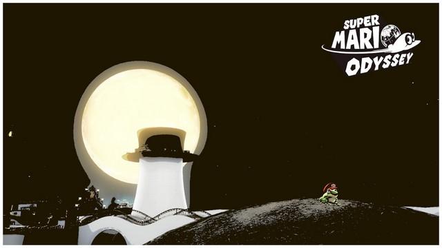 Super Mario Odyssey - pays des chapeaux 3