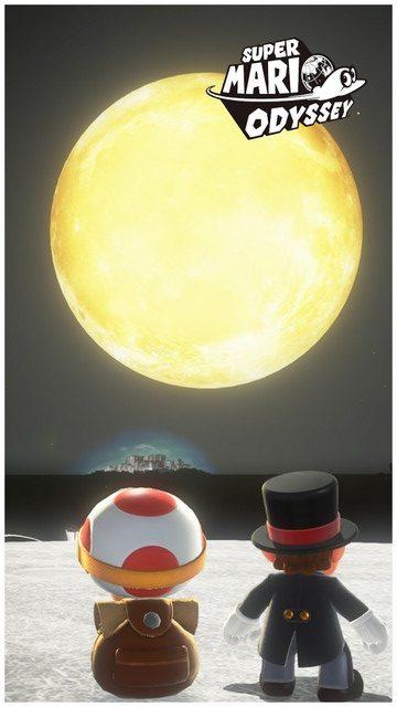 Super Mario Odyssey - pays des chapeaux 16