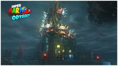 Super Mario Odyssey - pays gratte-ciel 3