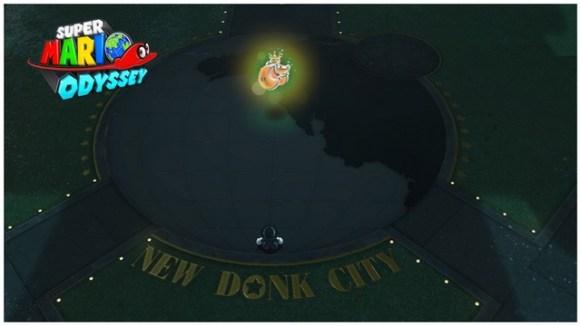 Super Mario Odyssey - pays gratte-ciel 6