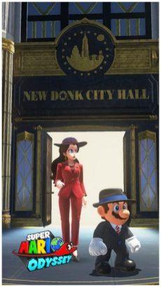 Super Mario Odyssey - pays gratte-ciel 43