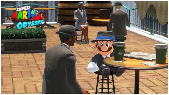 Super Mario Odyssey - pays gratte-ciel 15