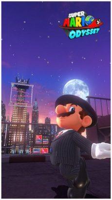 Super Mario Odyssey - pays gratte-ciel 48