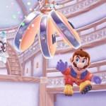 Super Mario Odyssey - pays neiges 4