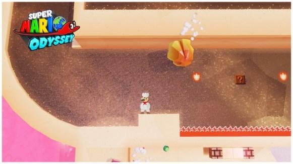 Super Mario Odyssey - pays de la cuisine 6