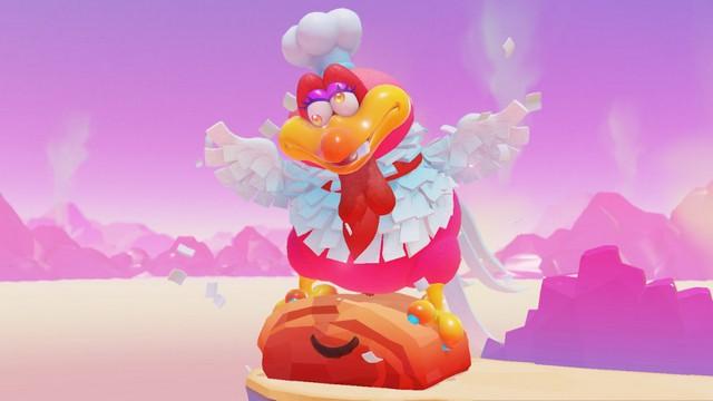Super Mario Odyssey - pays de la cuisine 7