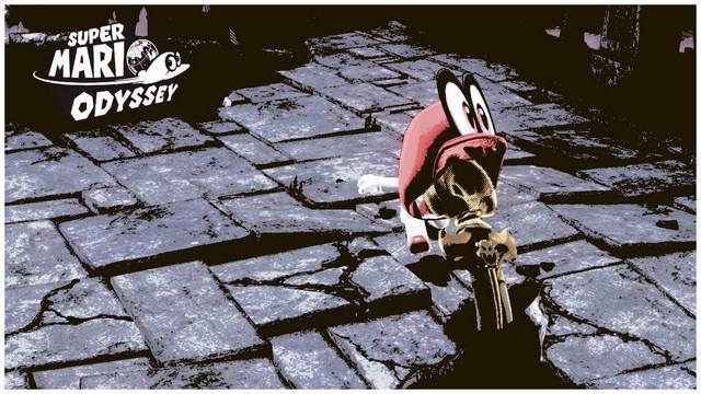 Super Mario Odyssey - pays des ruines 3