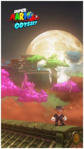 Super Mario Odyssey - pays de Bowser 18