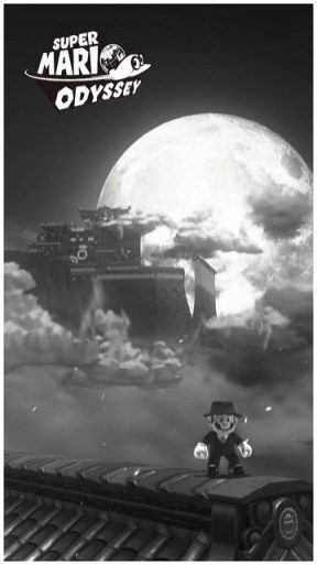 Super Mario Odyssey - pays de Bowser 19