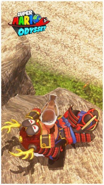 Super Mario Odyssey - pays de Bowser 21