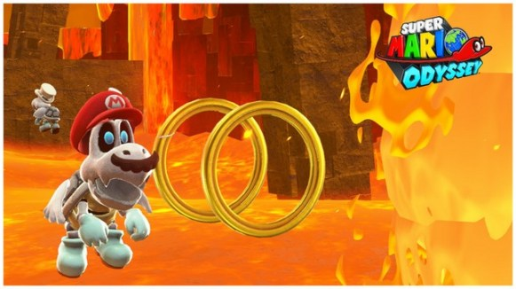 Super Mario Odyssey - pays de la Lune 4