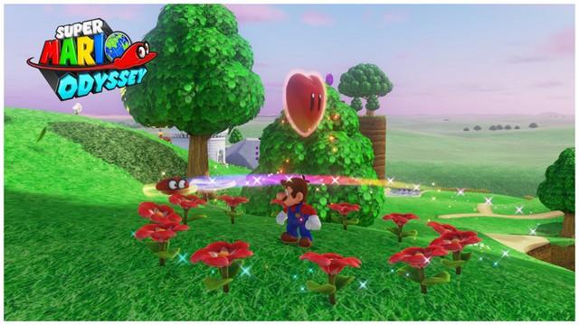 Super Mario Odyssey - Royaume Champignon 4