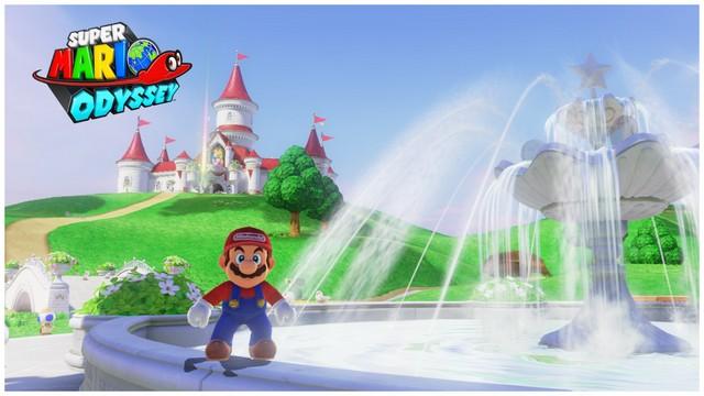 Super Mario Odyssey - Royaume Champignon 5