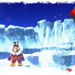 Super Mario Odyssey - pays neiges 8
