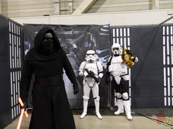 Hero Festival 2017 - photoshoot Star Wars